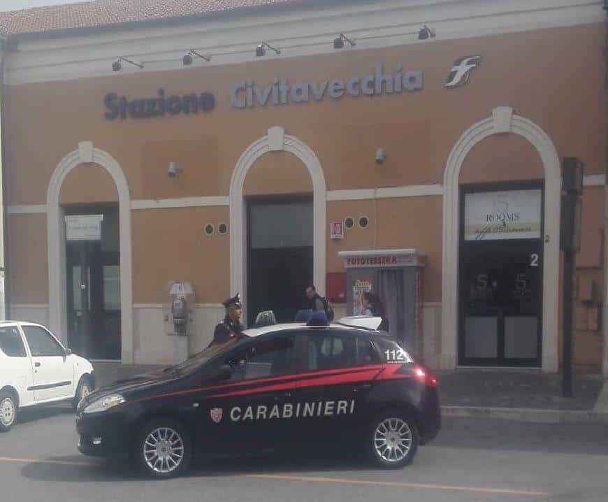 Evade dai domiciliari a Napoli, arrestato a Civitavecchia