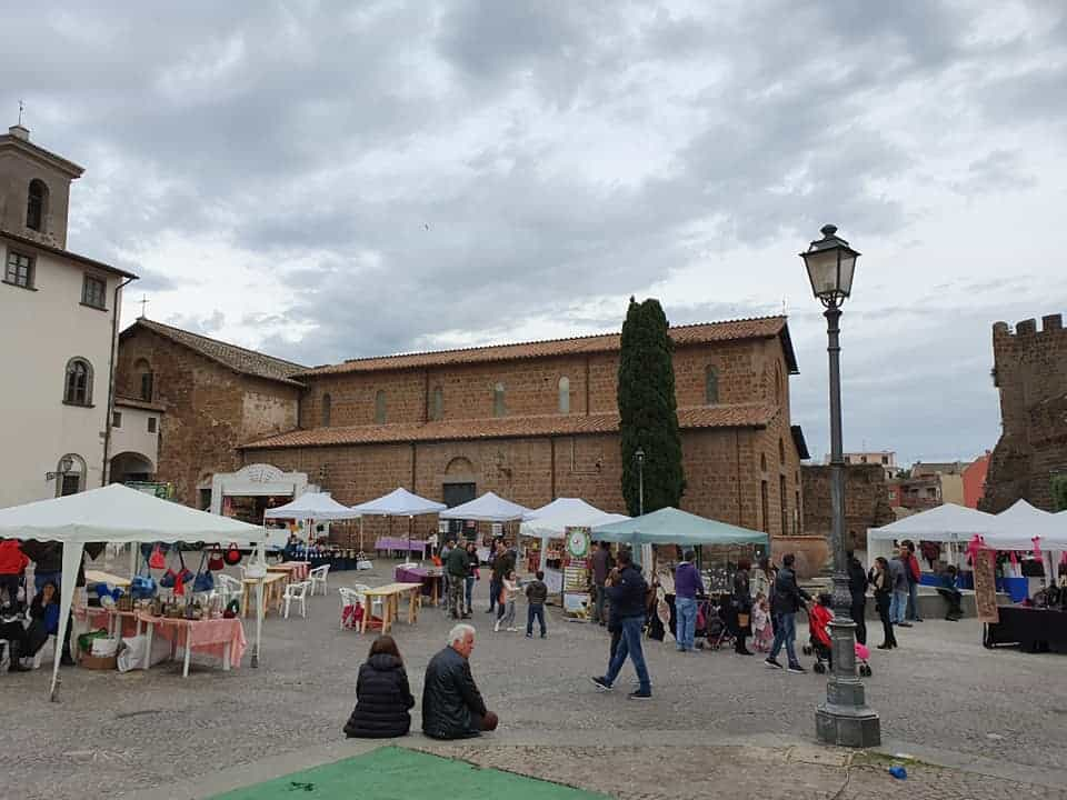 Cerveteri, San Michele Arcangelo. Il programma odierno