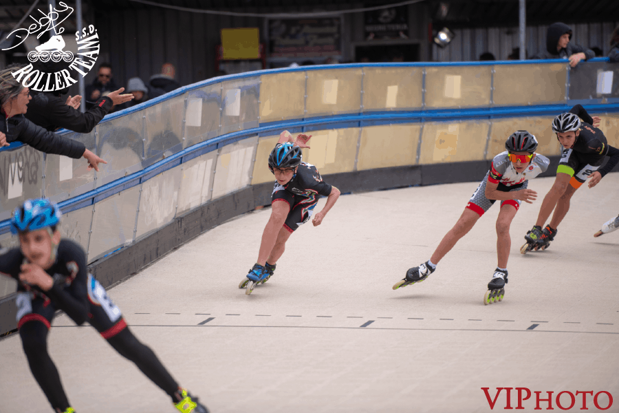 Pattinaggio velocità: 11 medaglie per la Debby Roller Team