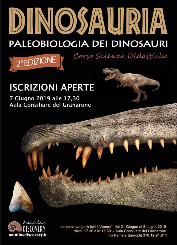 Cerveteri, aperte le iscrizioni all'edizione estiva del corso per bambini 'Dinosauria'