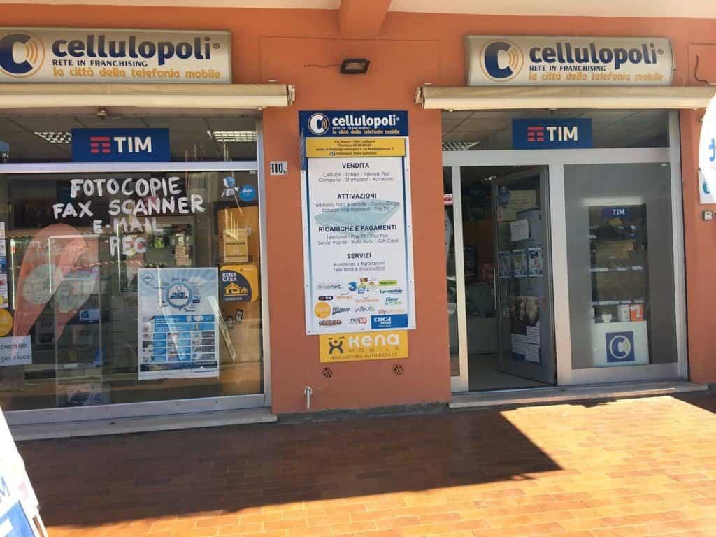 Cellulopoli, la città del risparmio