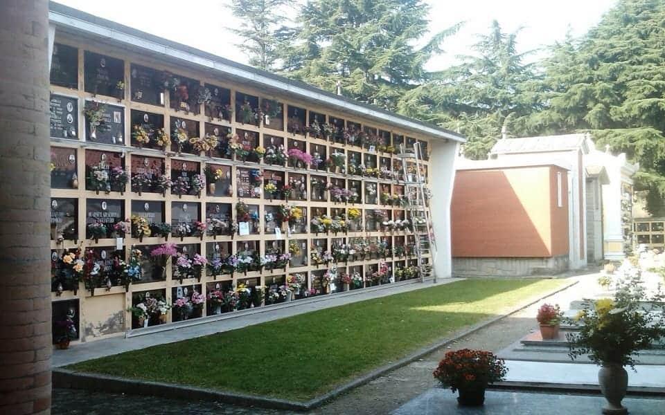 Multiservizi Caerite: il nuovo orario estivo dei cimiteri comunali