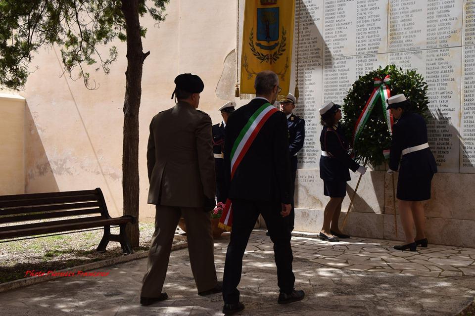 Civitavecchia, ieri il ricordo del primo bombardamento sulla città (foto di Francesco Photographer)