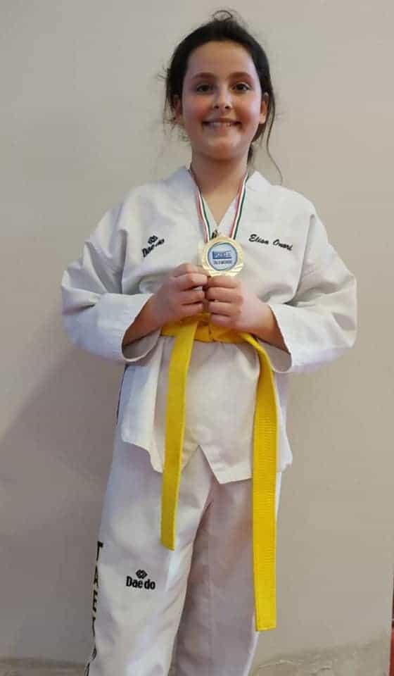 """Cisterna, Ladispoli conquista l'oro nel taekwondo al """"Lazio Combat"""""""