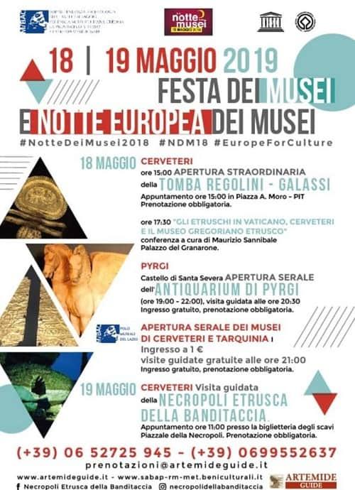 Cerveteri, UNESCO: al Granarone una prestigiosa conferenza e al Museo apertura serale straordinaria