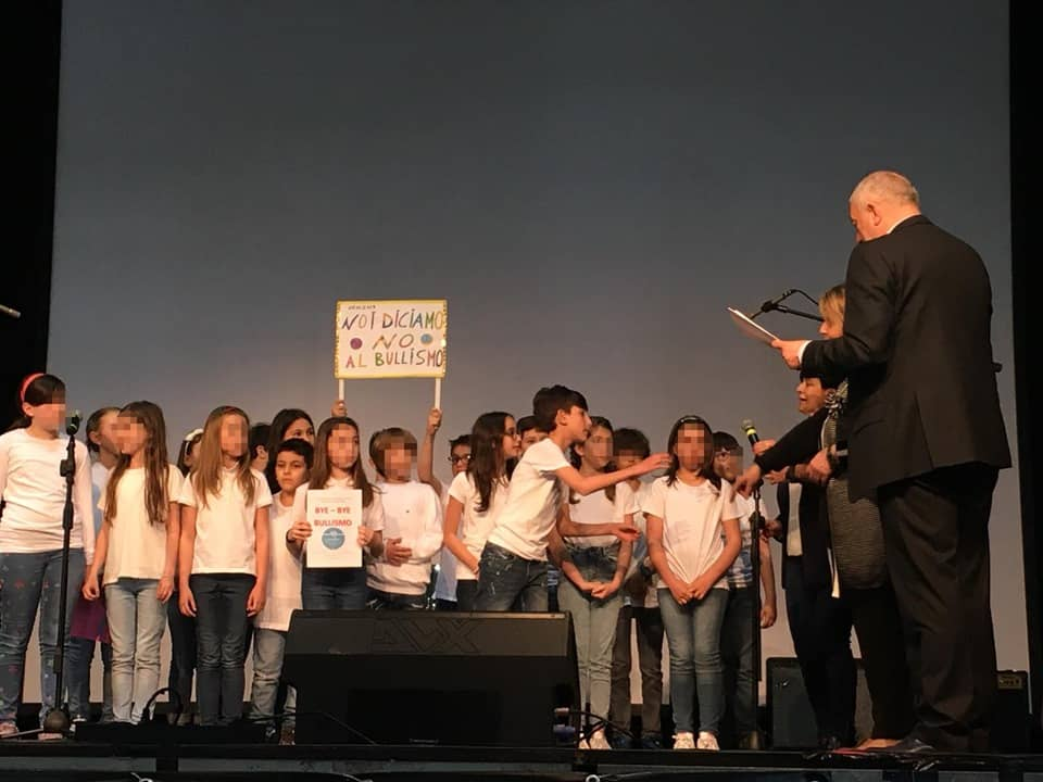 Manziana presente all'Euroschool Festival