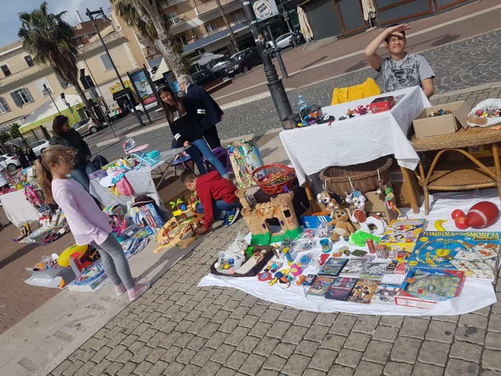 Ladispoli, rinviato il mercatino dei bambini 'Toy Story'