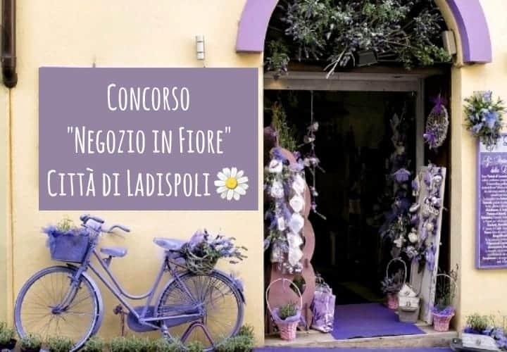 """Comitato 'Cittadinanza Dinamica Ladispoli', torna il Concorso """"negozio in fiore"""""""