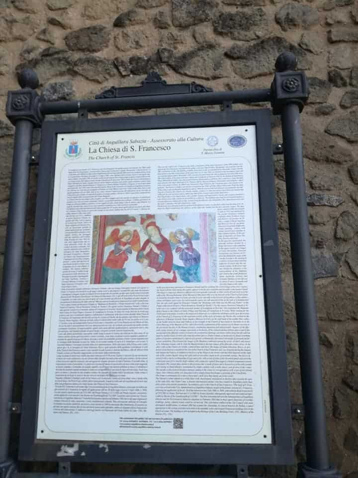 """Anguillara, collocati i cartelli """"Cultural point nel centro storico"""""""