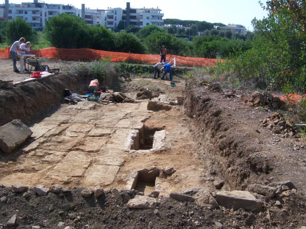 Nuovi importanti ritrovamenti archeologici