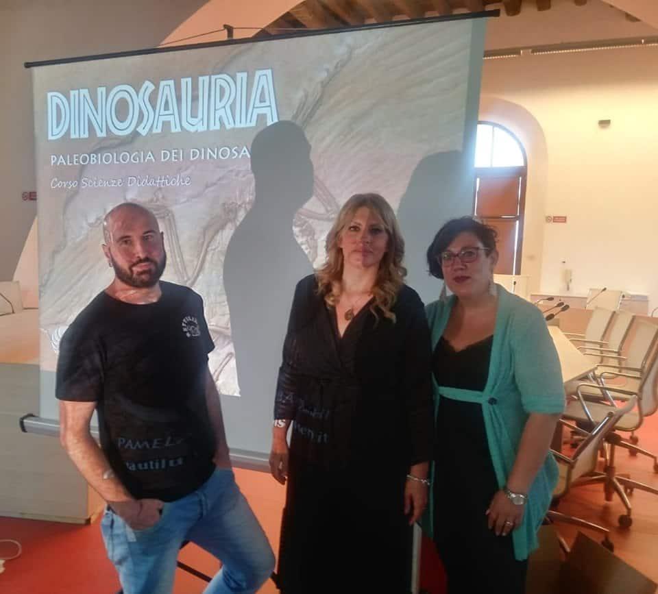"""Cerveteri, boom di partecipazione anche per l'edizione Summer di """"Dinosauria"""""""