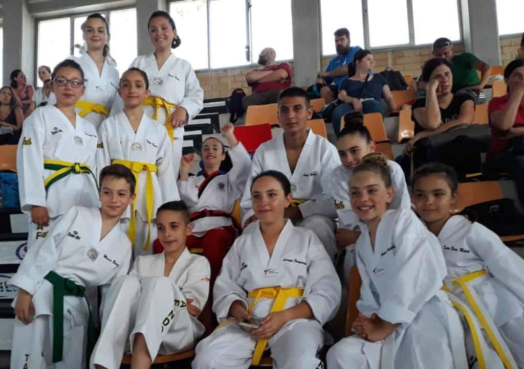 Ladispoli, altro successo per gli atleti del Taekwondo Olimpico del Gabbiano