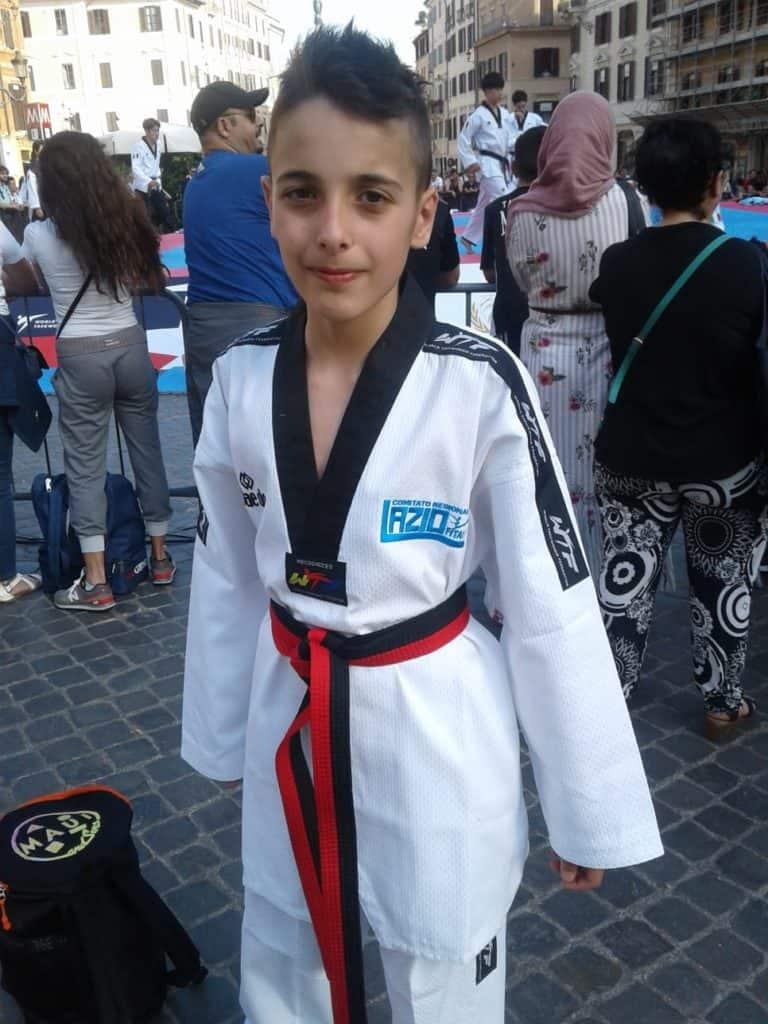 """Taekwondo, successo per il Gabbiano al Campionato """"Olimpic Dream Cup"""""""