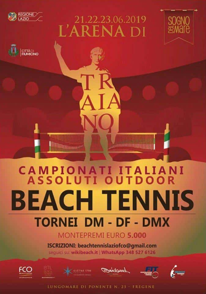 Nel weekend Fregene capitale del Beach Tennis