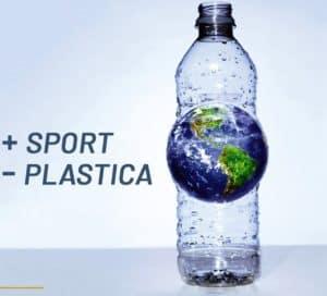 Cerveteri, al via la campagna contro l'uso della plastica durante le attività sportive