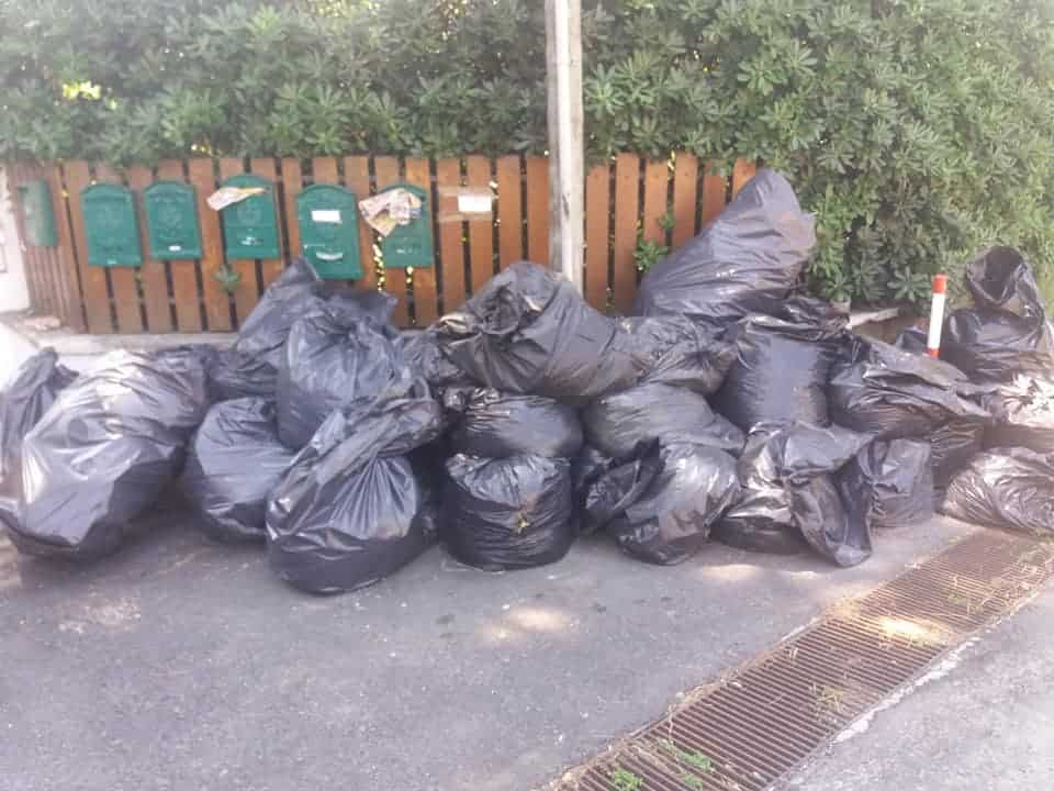 Santa Marinella, scovato chi abbandona rifiuti