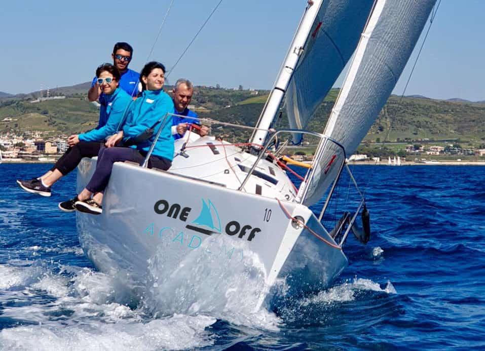 """Monotipo e match race, a Santa Marinella si insegna la vela """"ispirandosi"""" alla Coppa America"""