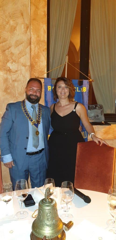"""""""Passaggio della Campana"""" al Rotary di Cerveteri - Ladispoli"""