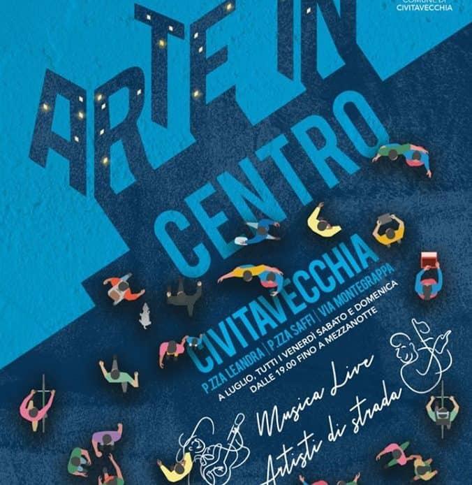 """""""ARTE… in Centro"""" al giro di boa: terzo weekend di concerti e spettacoli a Civitavecchia"""