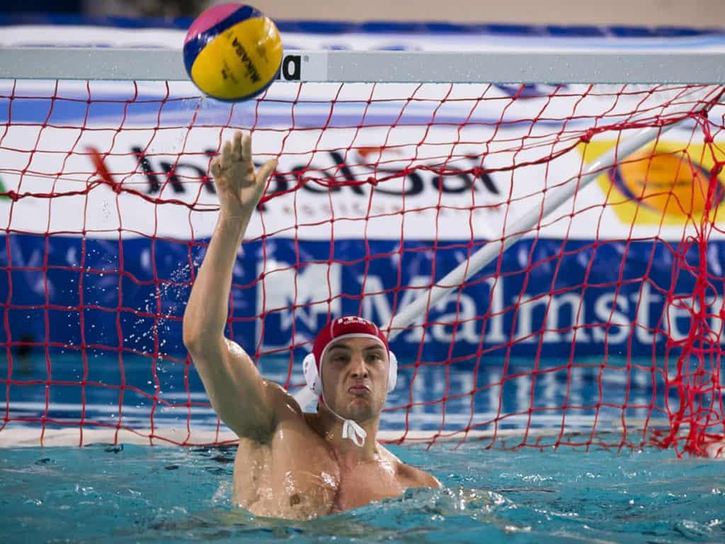 Pallanuoto, Marco Del Lungo campione del mondo con il Settebello azzurro