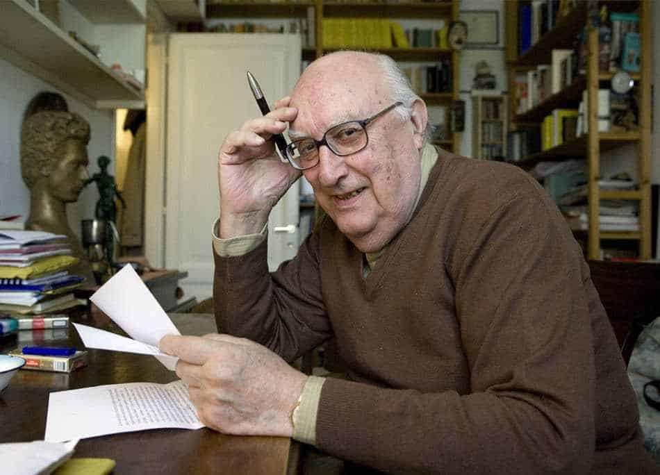 Addio al grande scrittore Andrea Camilleri