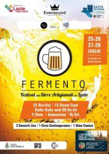 Santa Severa, al Castello arriva 'Fermento' il Festival della birra artigianale del Lazio