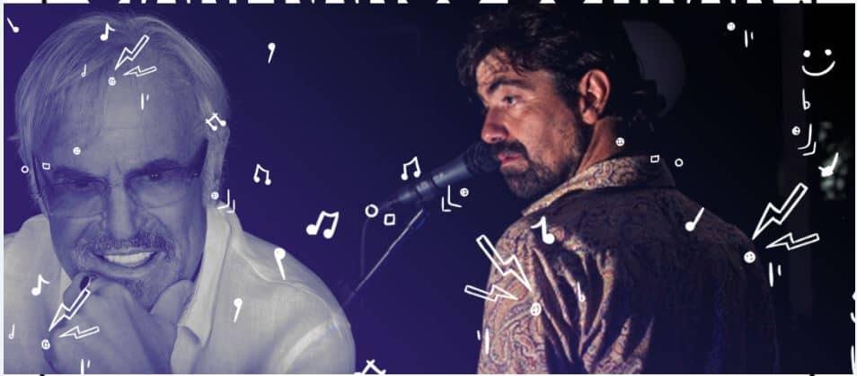 Il grande Gianfranco Butinar interpreta il maestro Franco Califano