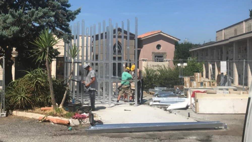 Santa Marinella, emergenza cimitero: ''Subito pronti quaranta loculi''