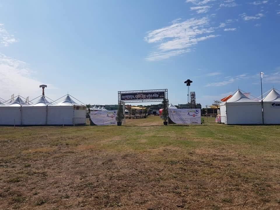 A Campo di Mare inizia la festa con il Circus Summer Village