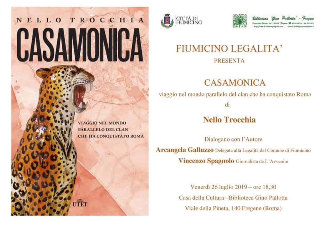 Venerdì nuovo appuntamento con Fiumicino Legalità