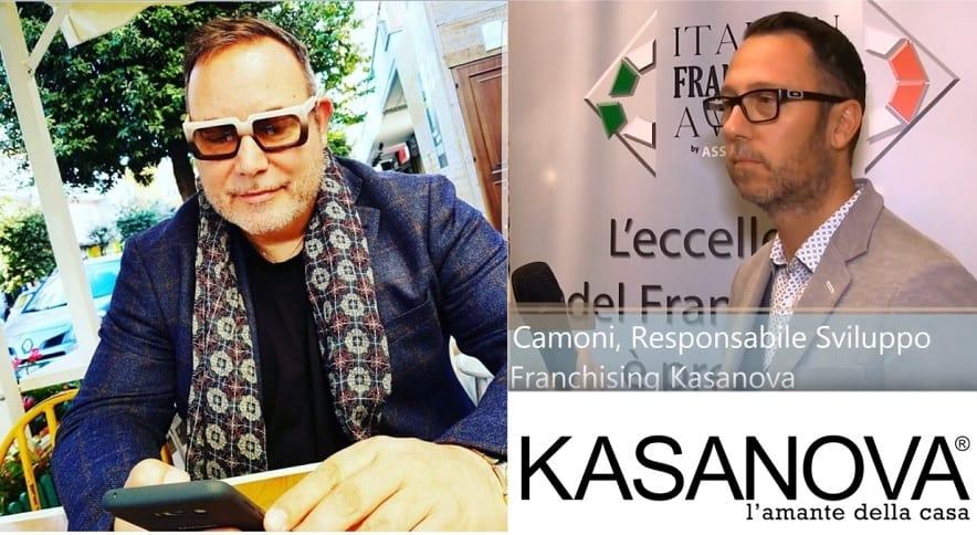 Patrizio Falasca, Emanuele Camoni Kasanova Spa