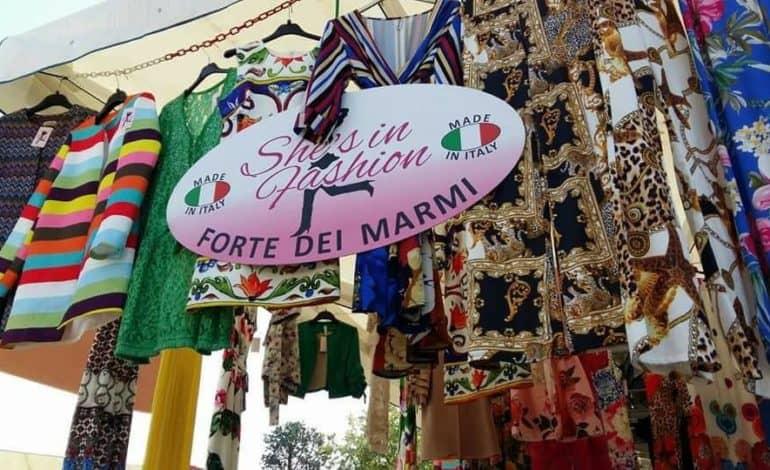 Boutiques a cielo aperto a Santa Marinella con 'Gli Ambulanti di Forte dei Marmi'