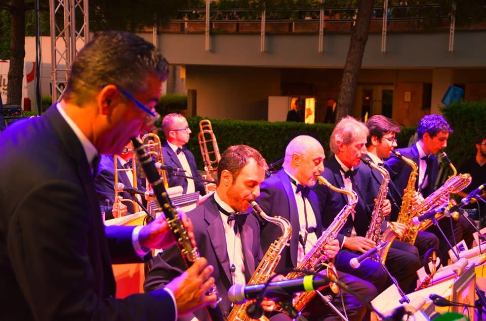 Musica, Moonlight Big Band protagonista al Centenario del Circolo Canottieri Roma