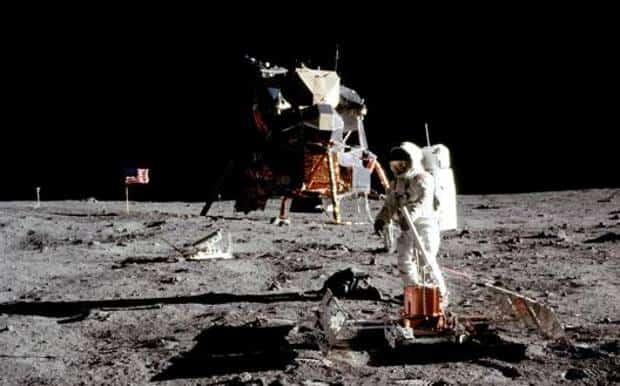 Oggi è il Moon Day: 50 anni fa lo storico sbarco sulla Luna