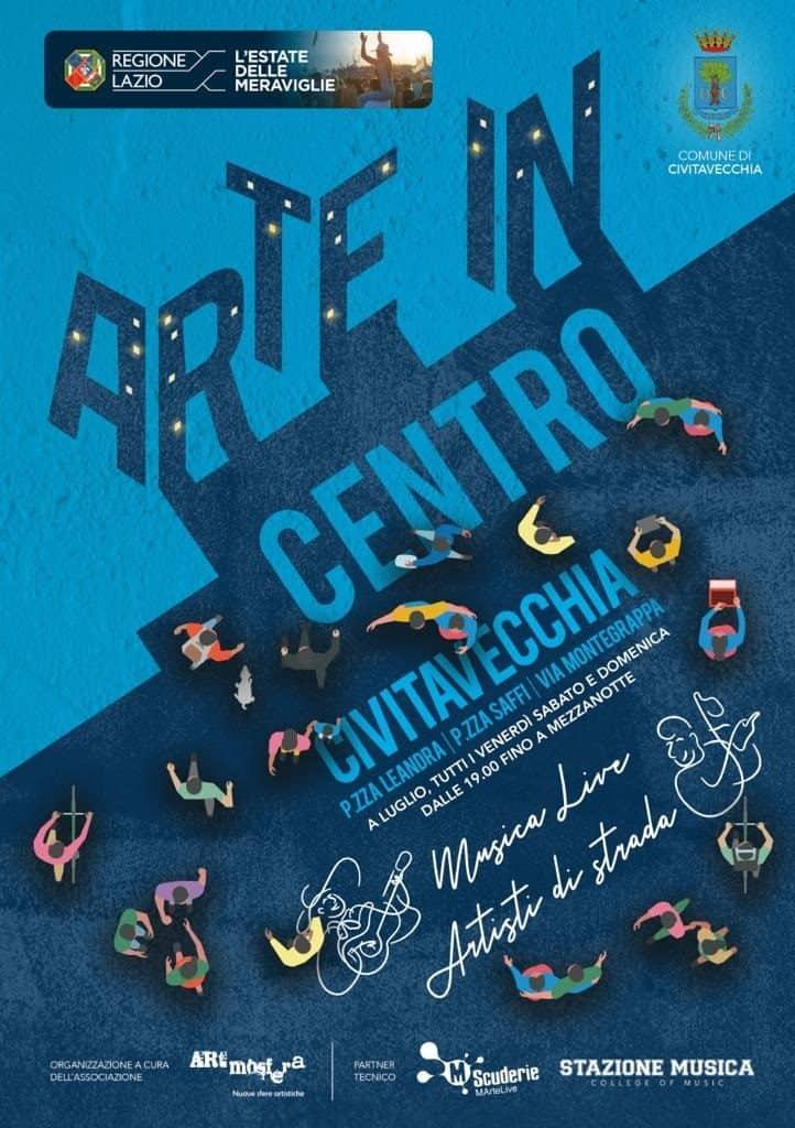 """Civitavecchia: """"Arte in ... Centro"""", presentato il programma"""
