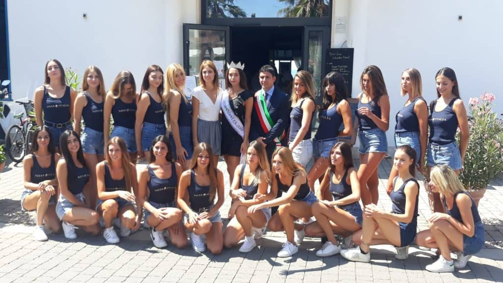 Miss Roma, candidate in giro per Ladispoli