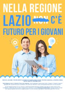 Regione Lazio: aperto nuovo bando di selezione per l'imprenditoria giovanile