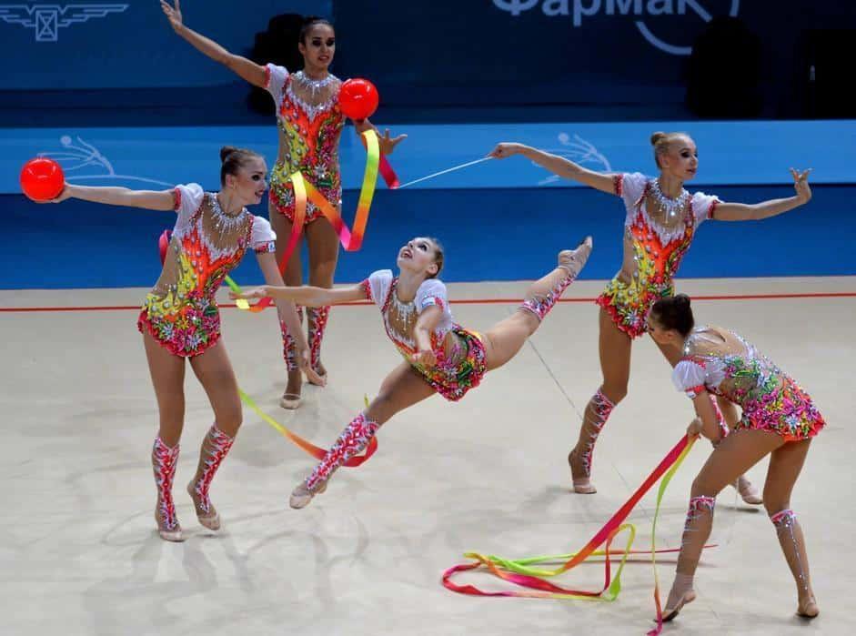 Ostia Lido diventa la capitale della ginnastica ritmica