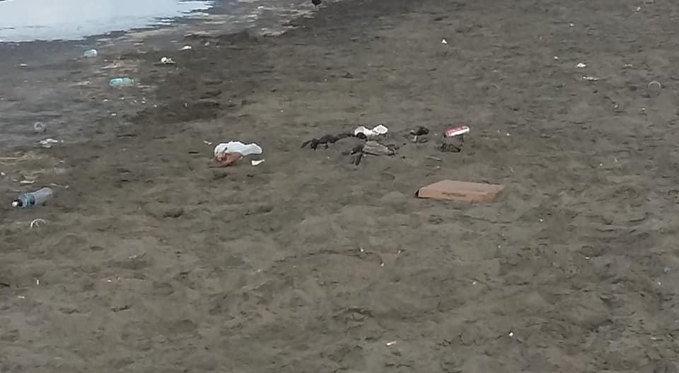 Spiagge nel mirino degli incivili, ci pensano i bagnanti