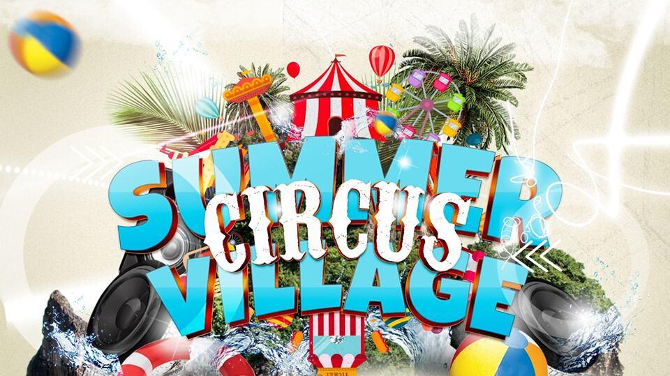 Campo di Mare, tutto pronto per il Summer Circus Village