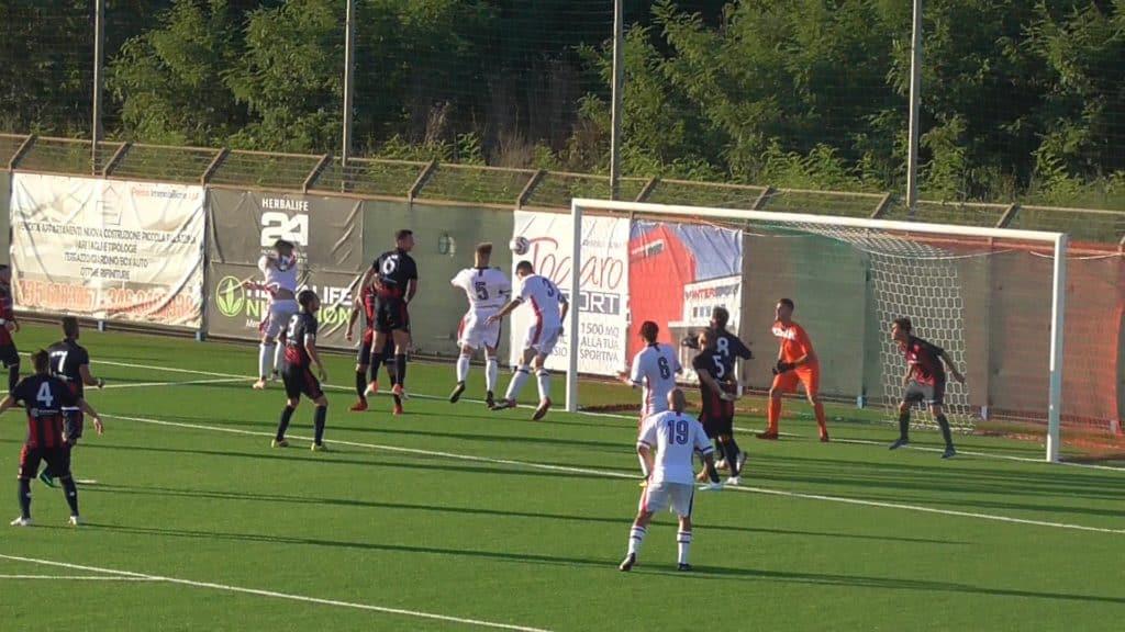 Sconfitta ai rigori per il Ladispoli, sfuma il sogno Coppa Italia