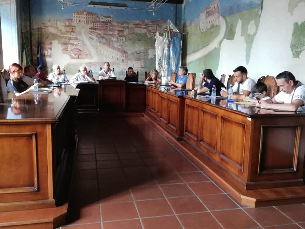 Termovalorizzatore a Tarquinia, Allumiere dice NO