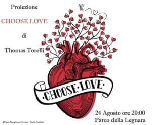 Cerveteri, domani la proiezione di 'Choose Love' di Thomas Torelli