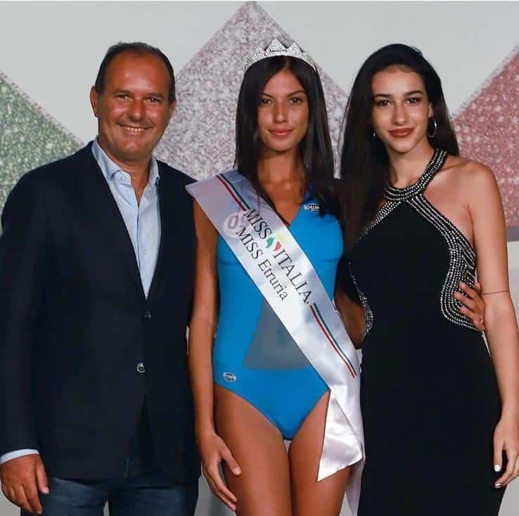 Miss Italia, ieri l'assegnazione delle fasce: Lucrezia Terenzi è Miss Etruria