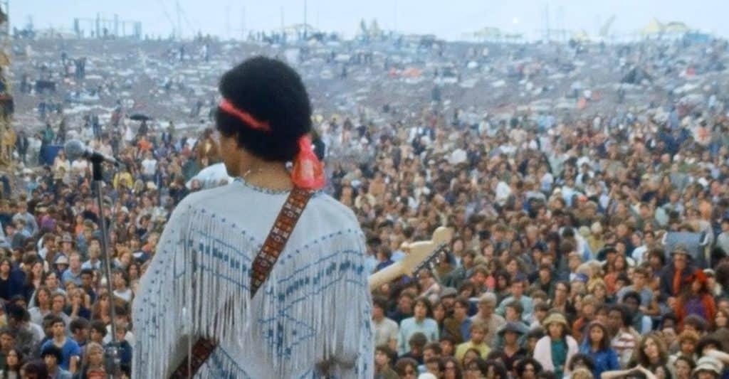 50 anni fa Woodstock, festival di pace e fratellanza
