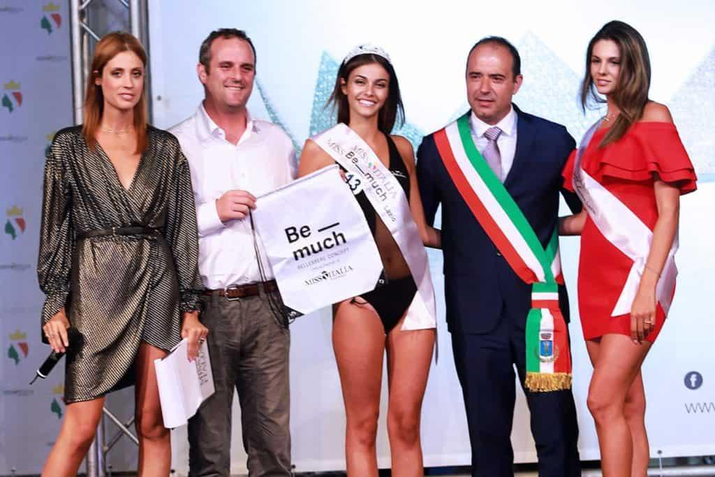 Miss Be Much, la 21enne di Rocca Priora conquista le prefinali