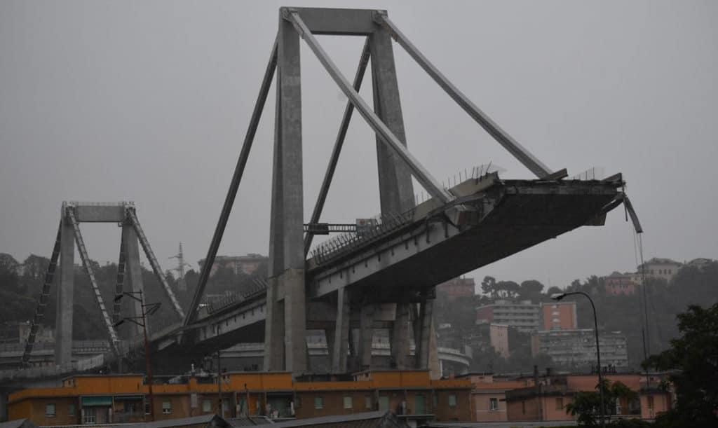 Ponte Morandi, un anno fa la tragedia