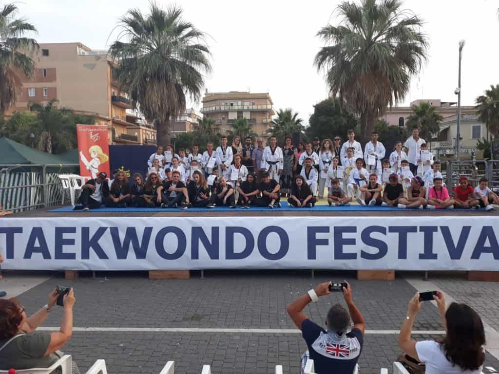 Ladispoli, tutto pronto per il 'Taekwondo Festival'