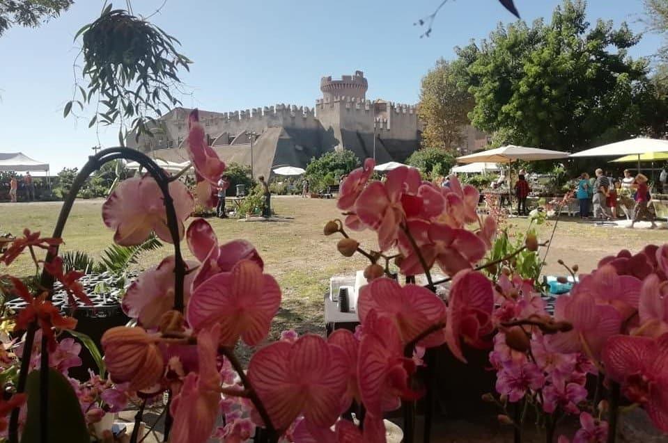 Oltre 5mila visitatori per Termine in Fiore al Castello