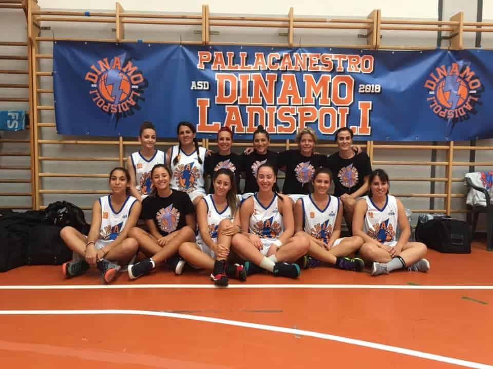 Ladispoli, nuovi arrivi per la Dinamo Basket